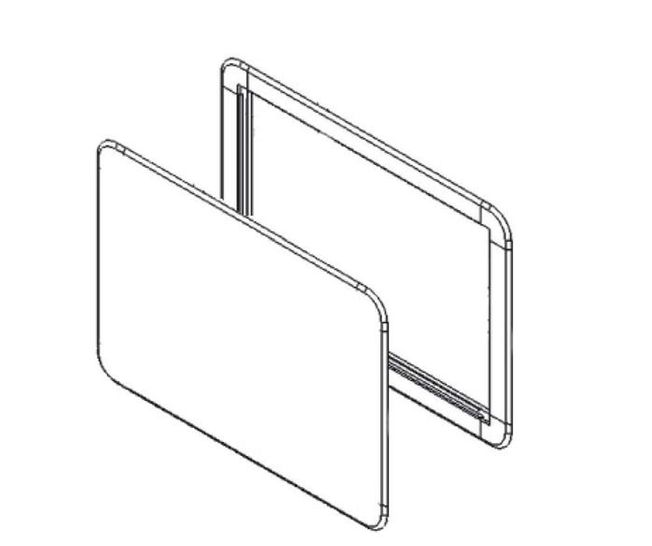 307mm x 307mm Instant Access Panel