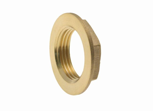 "1 1/4"" Flanged Back Nut"